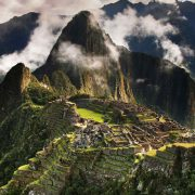 Advantages of visiting Machu Picchu during rainy season