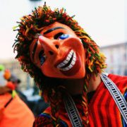 Carnivals in Cusco – Compadres Party