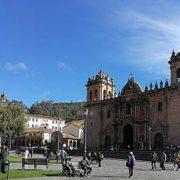 Traditional neighborhoods of Cusco