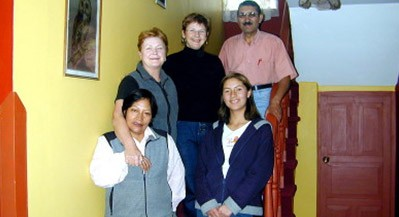 homestay accommodation members