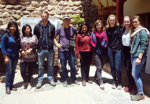 Immersion Spanish Course in cusco