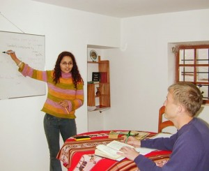 DELE preparation course