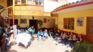 wiracocha spanish school