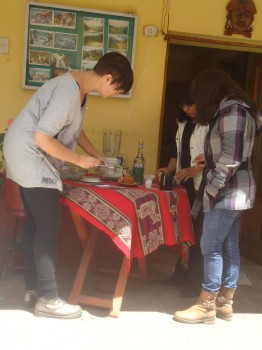 cooking lessons in cusco