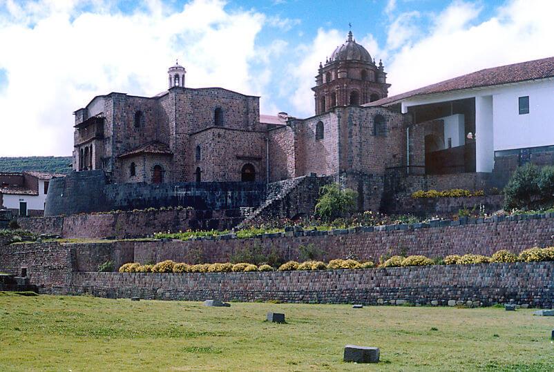 The Qorikancha temple - Cusco