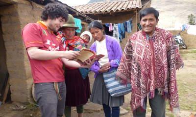 wiracocha school spanish Cursus Quechua