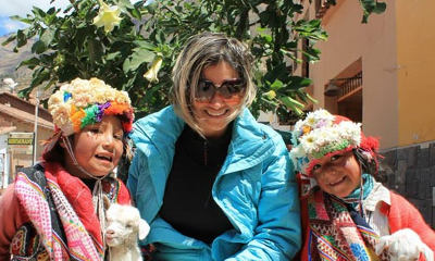 wiracocha school spanish volunteer work