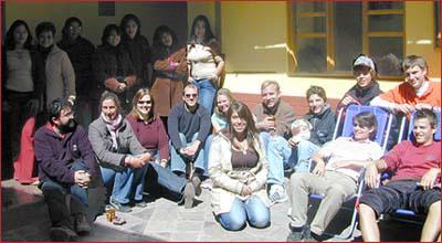 Family wiracocha school cusco