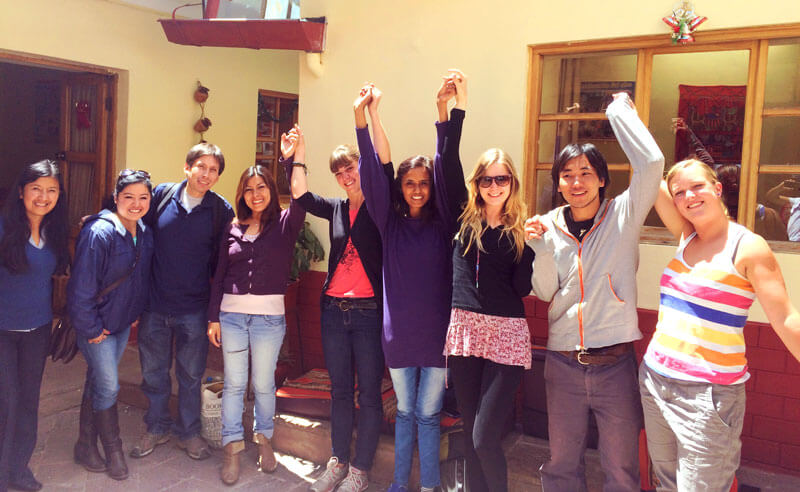 spanish school in Cusco Peru