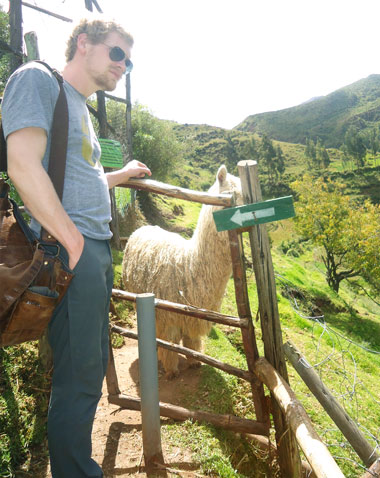 protection environmental internship in Cusco