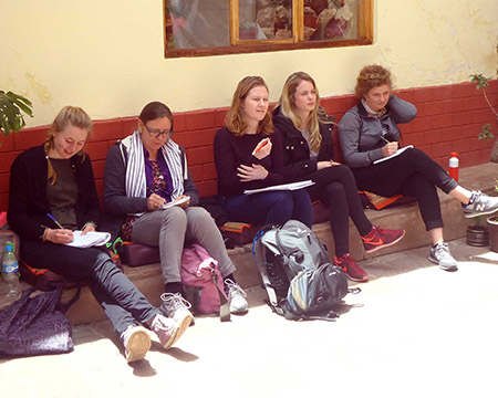 Specialized Spanish Courses Cusco