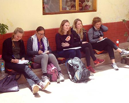 Specialized Spanish Courses Cusco