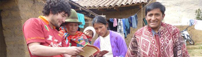 Quechua Course