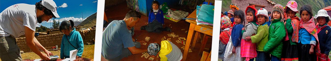 wiracocha social work internship cusco peru wiracocha spanish school