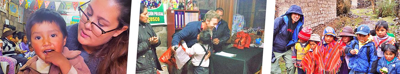 Volunteer Work with Children with Special Needs cusco peru wiracocha spanish school
