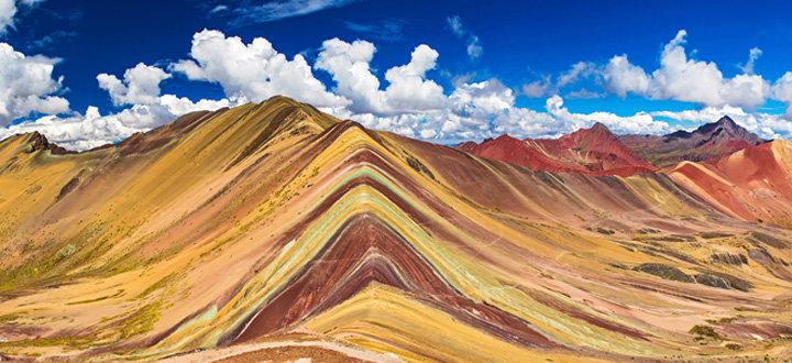 Wiracocha Rainbow mountain (Vinicunca)