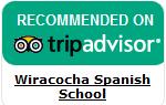 recommended tripadvisor spanish school wiracocha