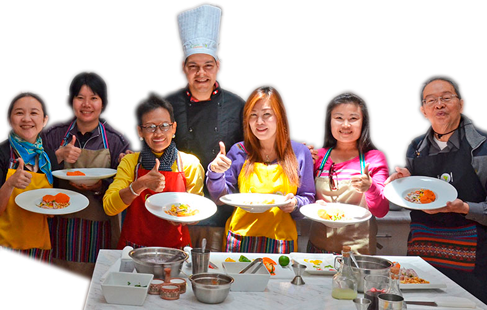 wiracocha school peruvian cooking workshop in cusco peru