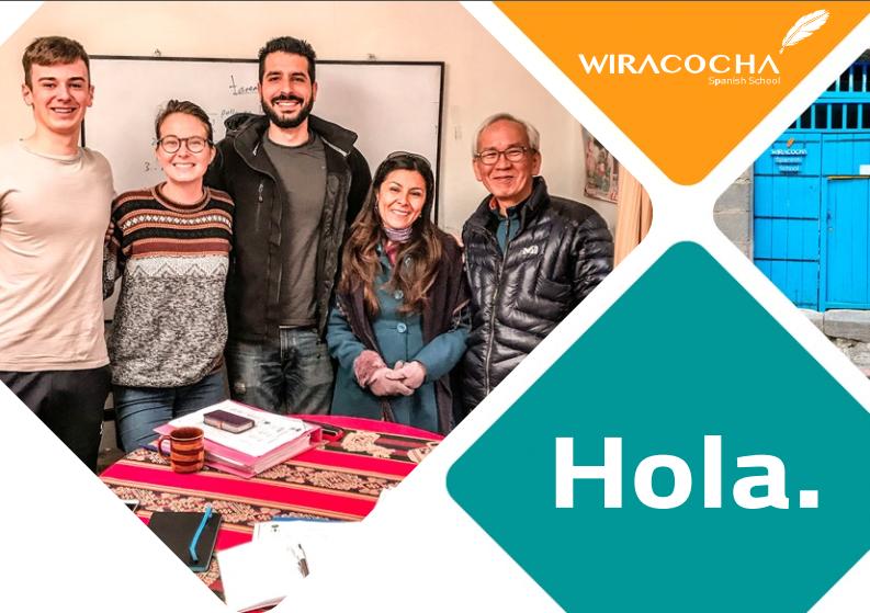 Know Us - Wiracocha Spanish School